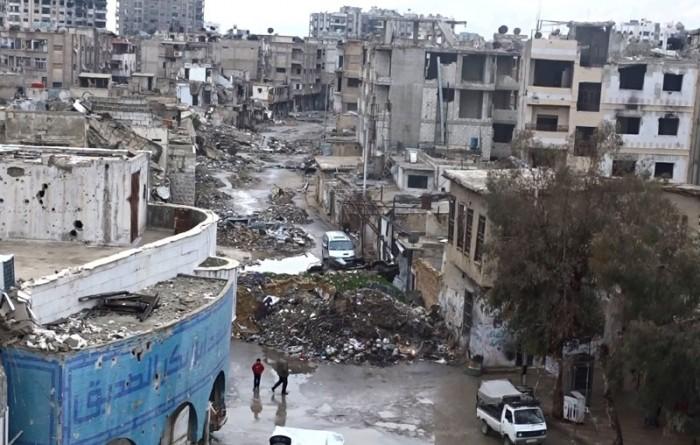 أسعار العقارات في القابون تنهار انسجاماً مع لعبة القانون رقم 10   اقتصاد مال و اعمال السوريين