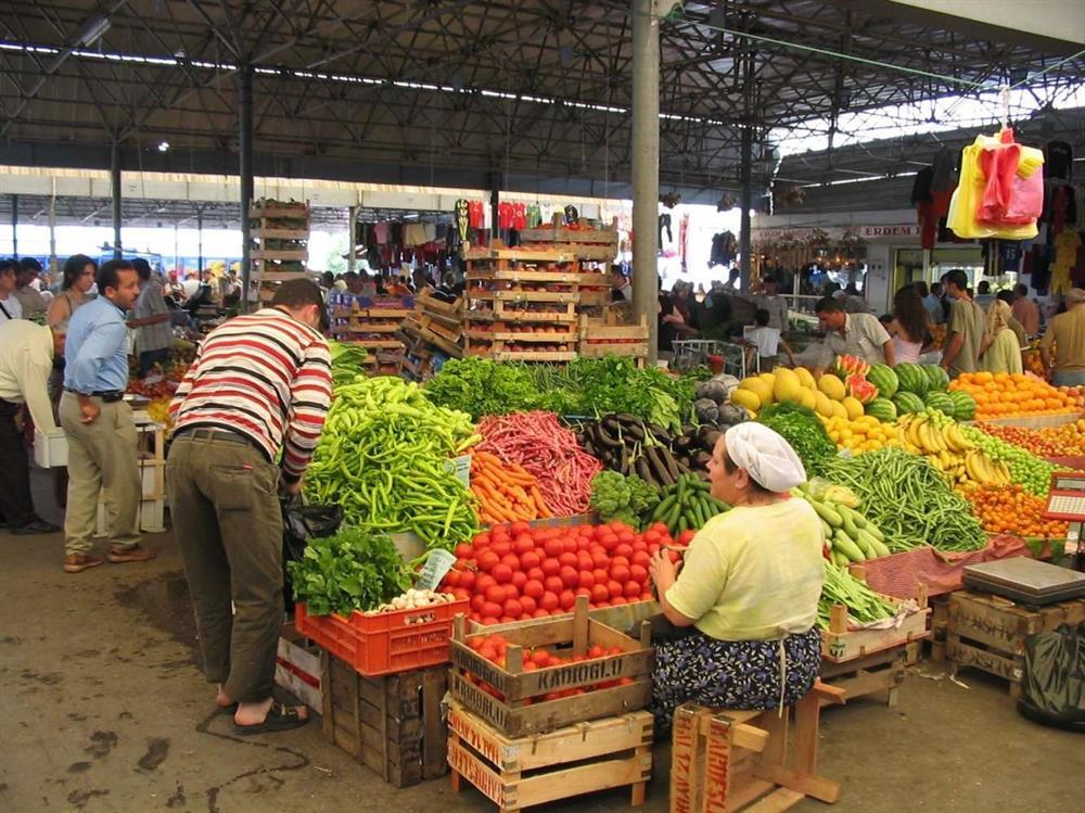 اقتصاد  يرصد الأسعار في أسواق عنتاب الشعبية   اقتصاد مال و اعمال السوريين