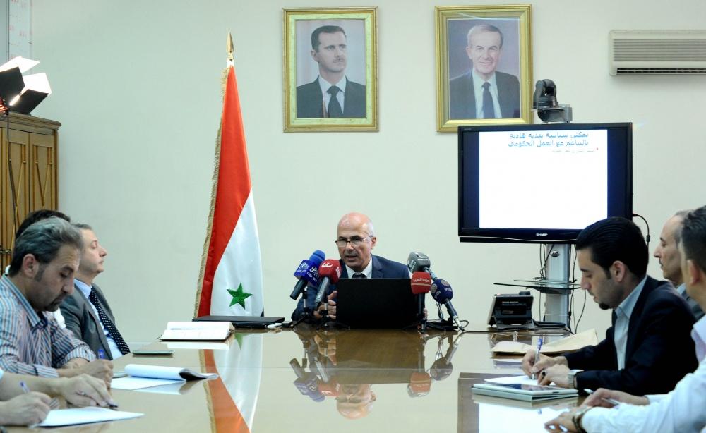 انخفض الدولار ولم تنخفض الأسعار.. فماذا قال درغام؟   اقتصاد مال و اعمال السوريين